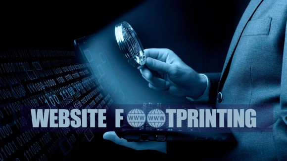 What is Footprinting and Website Reconnaissance