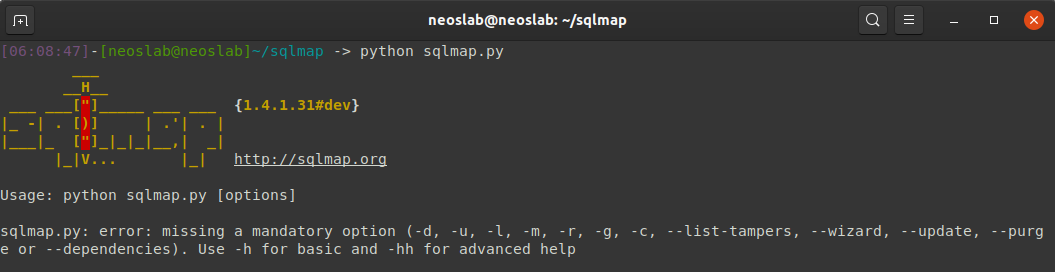Getting Started with Sqlmap for Pentest and Ethical Hacking